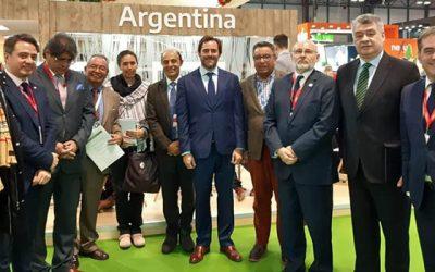 Conseturismo firmó Declaración de Madrid 2020 de Fedesud