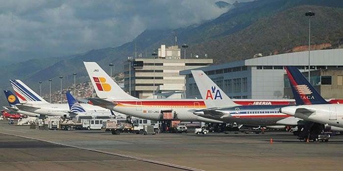 Ceveta: Transporte aéreo está preparado para reactivación
