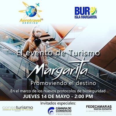 Evento de Turismo. Isla de Margarita