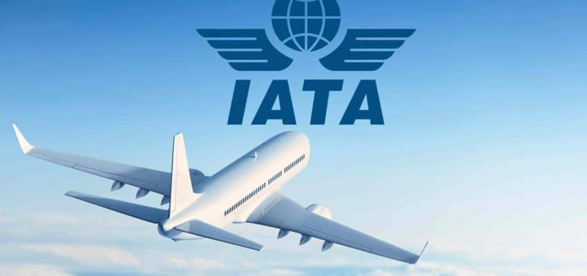 IATA analiza nuevo protocolo para vuelos post pandemia