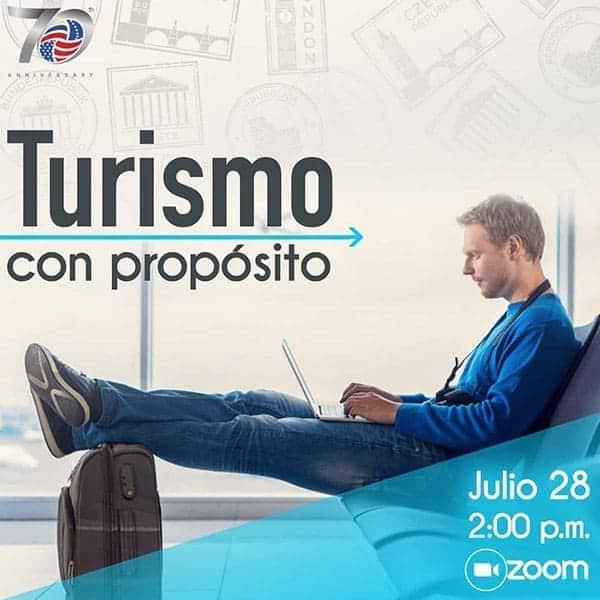 Turismo con propósito