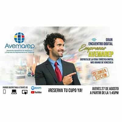 Avemarep. Gran Encuentro Empresarial