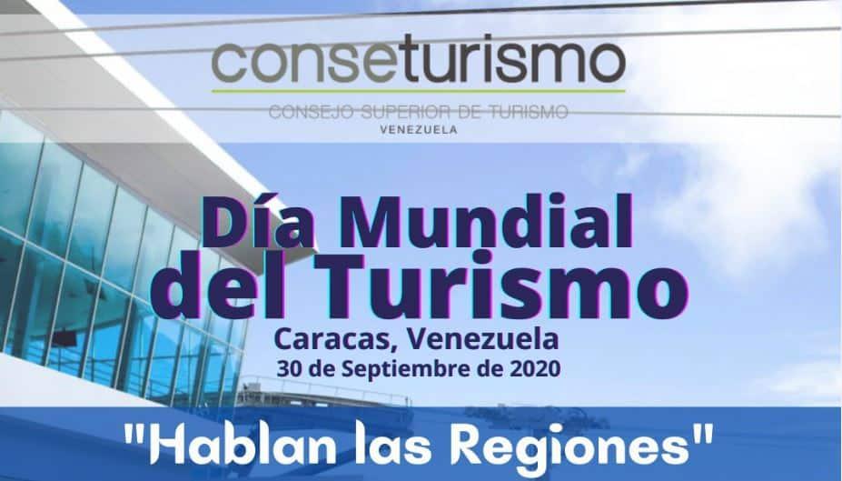 """Día Mundial del Turismo 2020: """"Hablan las Regiones"""""""