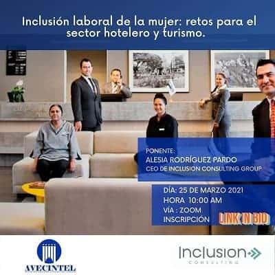 Inclusión laboral de la mujer