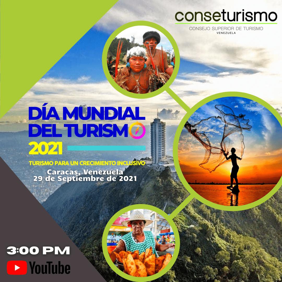 Día Mundial del Turismo Venezuela Conseturismo
