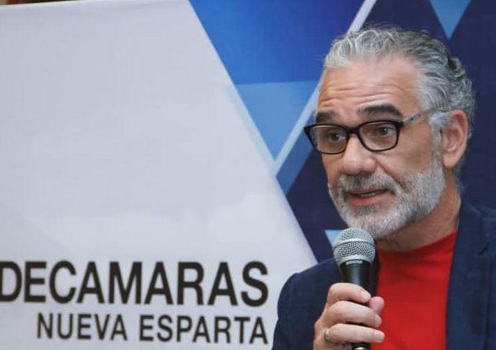 Leudo González: «Tenemos en el turismo la potencialidad» para recuperar la economía de Venezuela